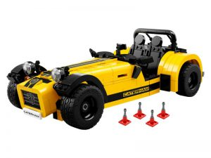 Winnaar LEGO Ideas - Caterham