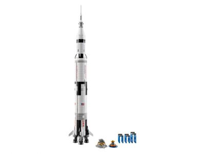 LEGO IDEAS - Apolllo - Saturn V