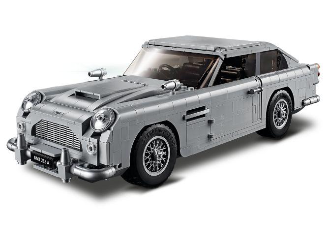 LEGO CREATOR - Aston Martin 007