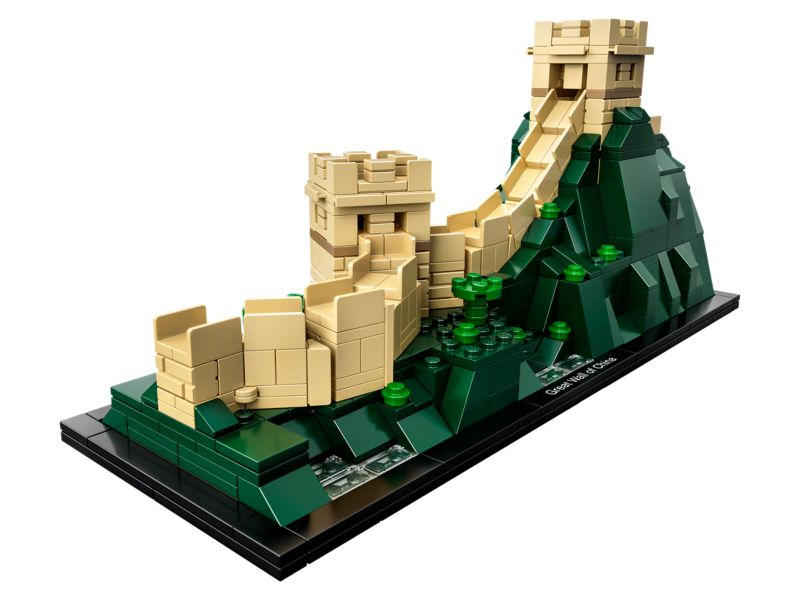 LEGO Architecture - Chinese Muur