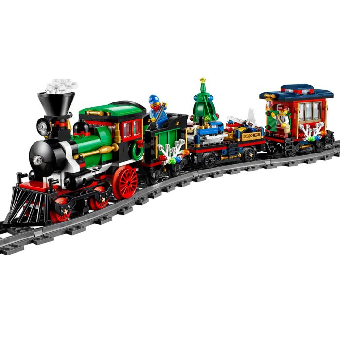 LEGO Kerstdorp - Trein