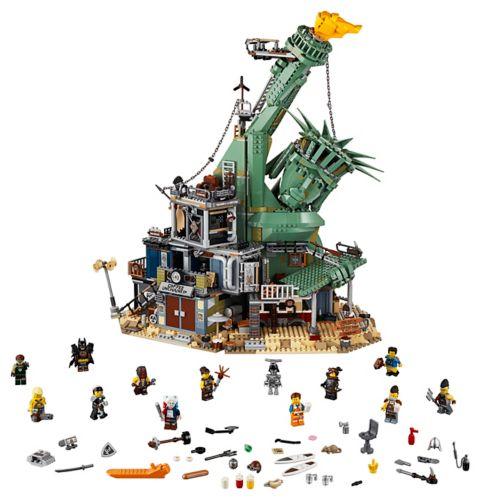 Spaar als hobby alle bouwsets van Lego Movie