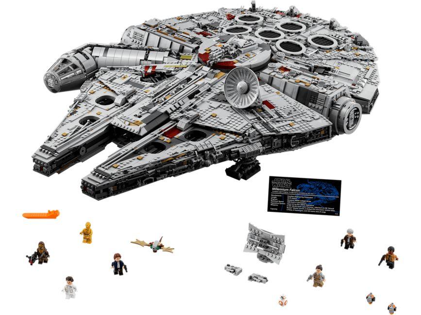 LEGO Starwars bouwen voor jou een leuke hobby?