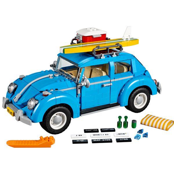Bouw de Volkswagen Kever in je vrije tijd