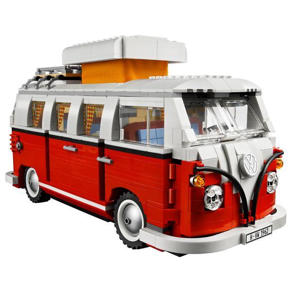 LEGO Creator auto - Volkswagen T1 kampeerbus